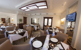 Ресторан готелю Нафтуся5
