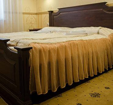 Номера отеля Нафтуся в Трускавце