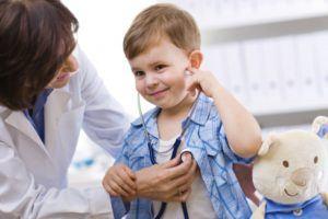 профилактика бронхита у детей