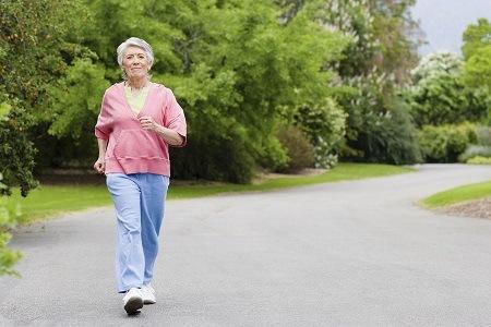 норма кроків в день за віком